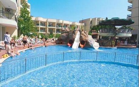 Bulharsko: Zájezd s ubytováním v hotelu Sunny Day, destinace Slunečné pobřeží