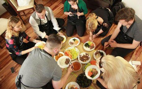 Vietnamský kurz vaření Praha