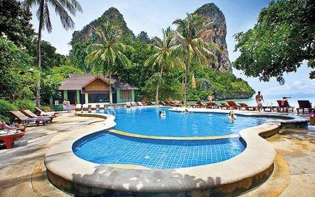 Thajsko, Krabi, letecky na 14 dní polopenze