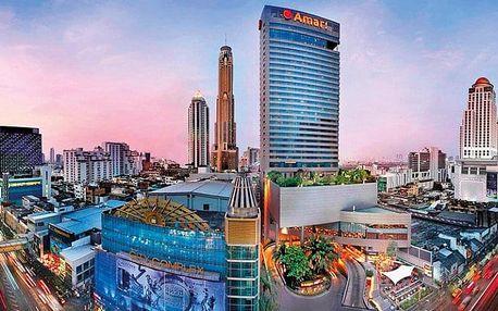 Thajsko, Bangkok, letecky na 13 dní snídaně