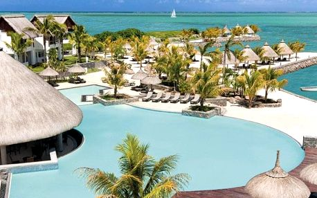Mauritius, Grand River South East, letecky na 9 dní all inclusive