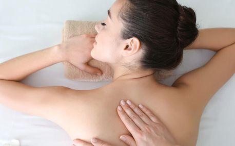 Úleva od bolestí páteře: výběr ze 4 masáží