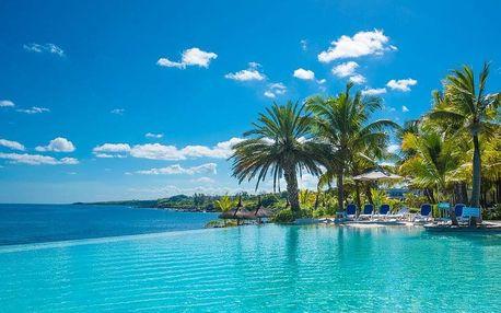 Mauritius, Flic en Flac, letecky na 10 dní polopenze