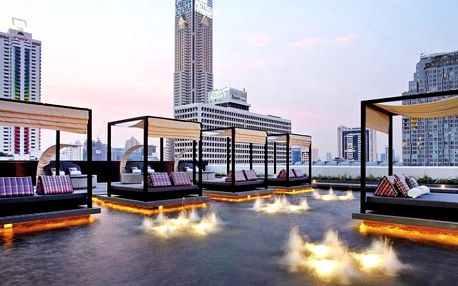 Thajsko, Bangkok, letecky na 15 dní polopenze