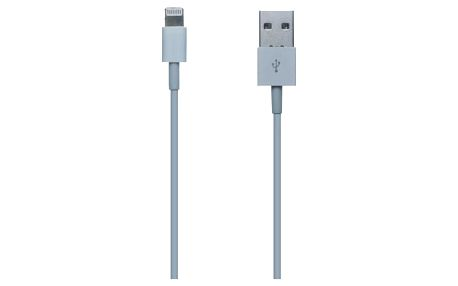 Kabel Connect IT USB/Lightning, 1m bílý (CI-159)