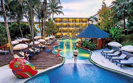 Thajsko, Phuket, letecky na 14 dní polopenze