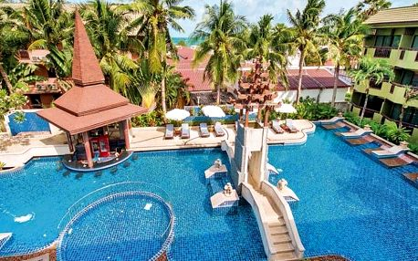 Thajsko, Phuket, letecky na 13 dní plná penze