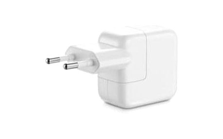 Apple 12W pro iPhone/iPad bílý (MD836ZM/A)