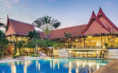 Thajsko, Phuket, letecky na 13 dní snídaně
