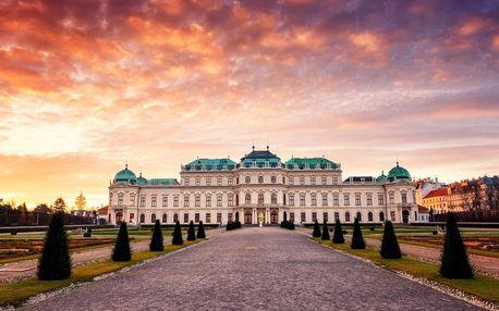 4-hvězdičkový hotel ve Vídni 5 minut od centra