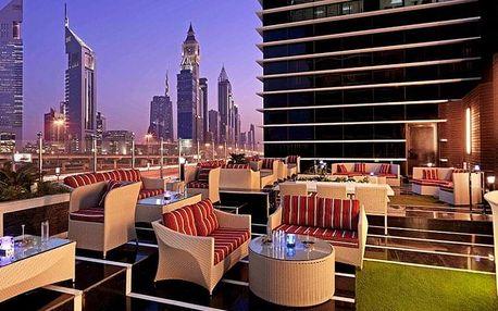 Spojené arabské emiráty, Dubaj, letecky na 4 dny snídaně