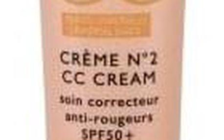 PAYOT Crème No2 SPF50+ 40 ml korektivní cc krém pro ženy