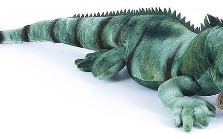 Rappa Plyšový leguán, 70 cm