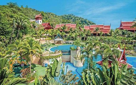 Thajsko, Krabi, letecky na 11 dní plná penze