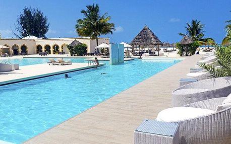 Tanzánie, Zanzibar, letecky na 10 dní polopenze
