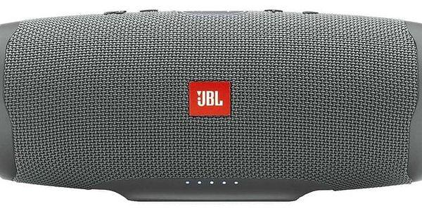 Přenosný reproduktor JBL Charge 4 šedý
