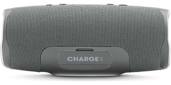 Přenosný reproduktor JBL Charge 4 šedý + DOPRAVA ZDARMA4