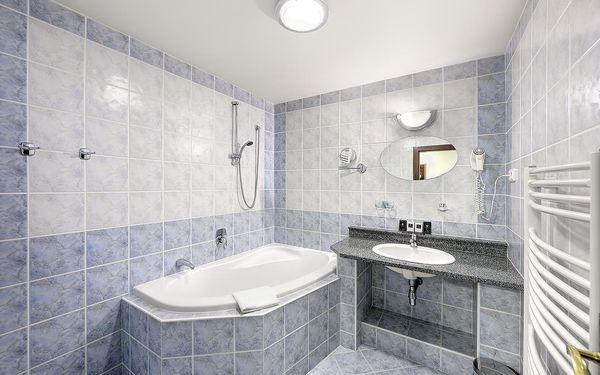 Jednolůžkový pokoj Classic se sprchou4