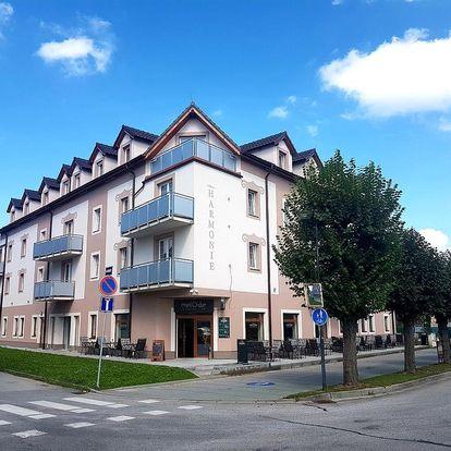 Třeboň: Hotel Harmonie Třeboň