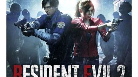 Capcom PlayStation 4 Resident Evil 2 (CEP460342)