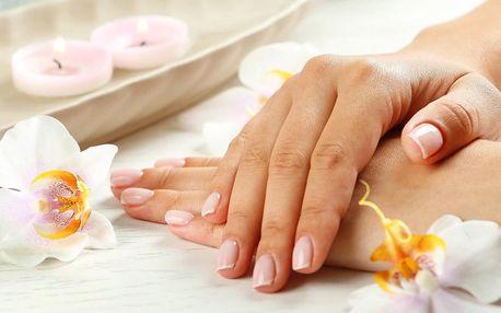 Ruce i nehty bez chybičky: P-Shine manikúra