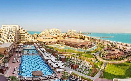 Spojené arabské emiráty, Ras al Khaimah, letecky na 4 dny all inclusive