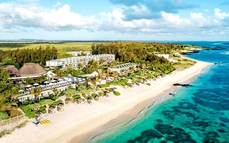Mauritius, Poste Lafayette, letecky na 12 dní all inclusive