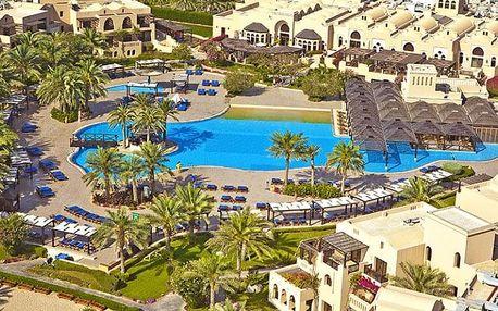 Spojené arabské emiráty, Fujairah, letecky na 4 dny snídaně