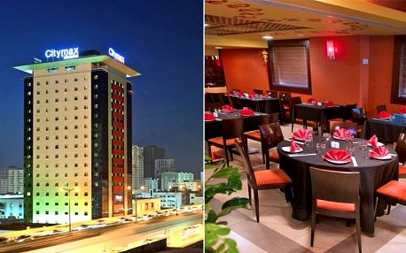 Spojené arabské emiráty, Sharjah, letecky na 4 dny snídaně