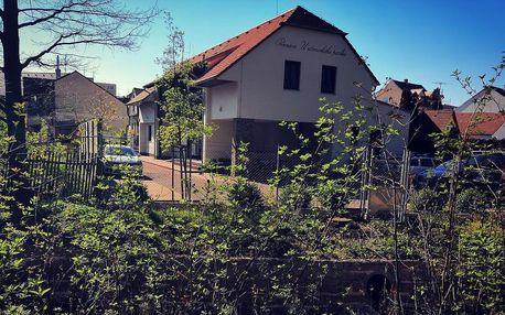 Třeboň: Penzion U zámeckého parku