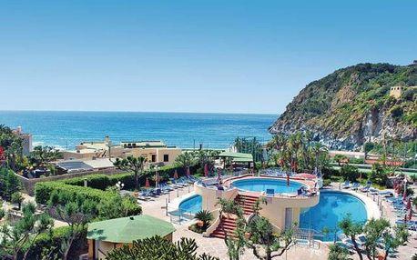 Itálie, Ischia, letecky na 8 dní polopenze