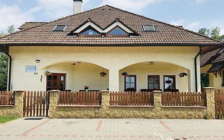 Česká Kanada - Kunžak: Penzion Bělidlo