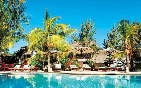 Mauritius, Bain Boeuf, letecky na 9 dní all inclusive