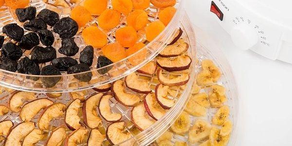 Sušička ovoce ROHNSON R-283 bílá (443664)3
