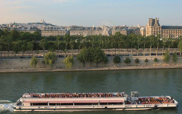 Paříž a Versailles | 1 osoba | 4 dny (1 noc) | Čt 26. 9. – Ne 29. 9. 20192