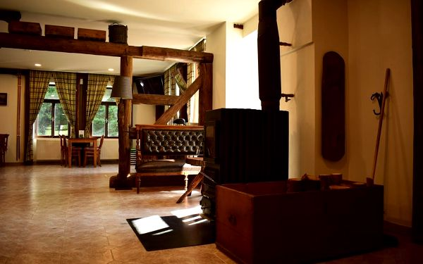 Dvoulůžkový pokoj s oddělenými postelemi5