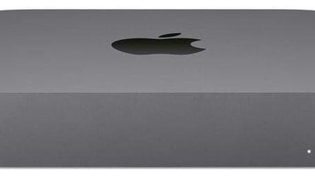 PC mini Apple Mac mini i3-8GB, 128GB, bez mechaniky, UHD 630, macOS Mojave (MRTR2CZ/A)