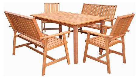 Tradgard MALAY 35316 Dřevěný stůl