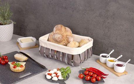 Kontejner na chleba, ovoce 33x24x13cm, ZELLER