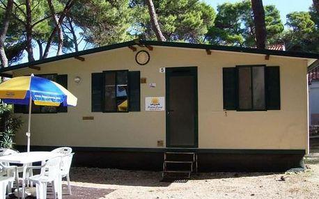 Mobilní domky kemp Brioni, Chorvatsko, Istrie, Pula