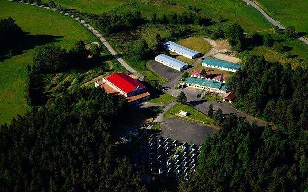 Česká Kanada - Dačice: Cyklocamp Pod Landštejnem