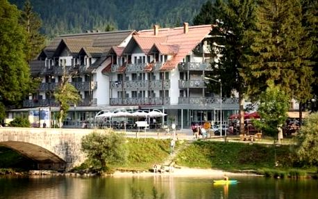 Hotel Jezero Bohinj, Slovinsko, Hory a jezera Slovinska, Bohinj - Ribčev Laz