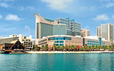 Spojené arabské emiráty, Abu Dhabi, letecky na 5 dní snídaně