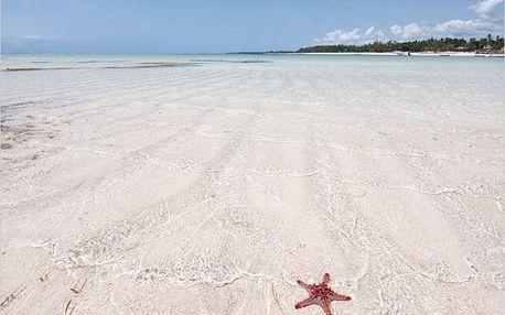 Keňa - Diani Beach na 8 až 9 dní, all inclusive s dopravou letecky z Prahy