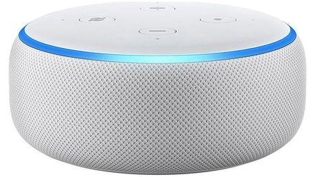 Amazon Echo Dot Sandstone (3.generace) bílý