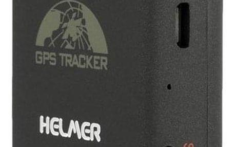 GPS lokátor Helmer LK 505 univerzální lokátor LK 505 pro kontrolu pohybu zvířat, osob, automobilů (Helmer LK 505)