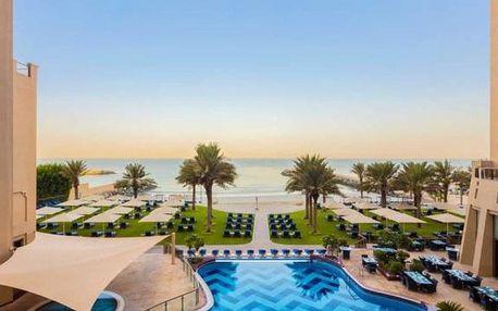 Spojené arabské emiráty, Ajman, letecky na 8 dní snídaně