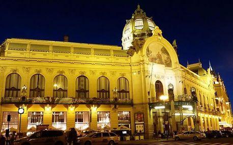 Melodie Mozarta a Vivaldiho ve Smetanově síni