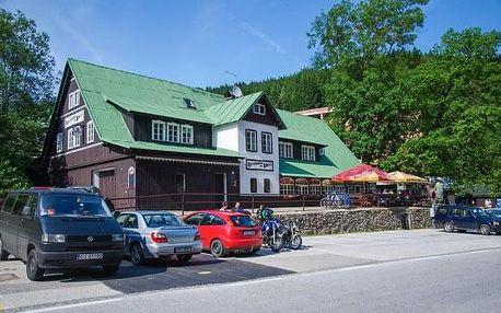 Krkonoše v Hospodě na Peci *** se snídaní či polopenzí a bohatou turistikou