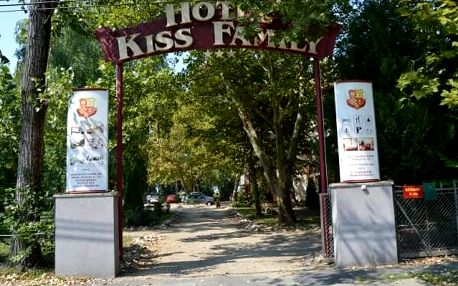 Hotel Kiss Family, Maďarsko, Balaton, Balatonföldvár